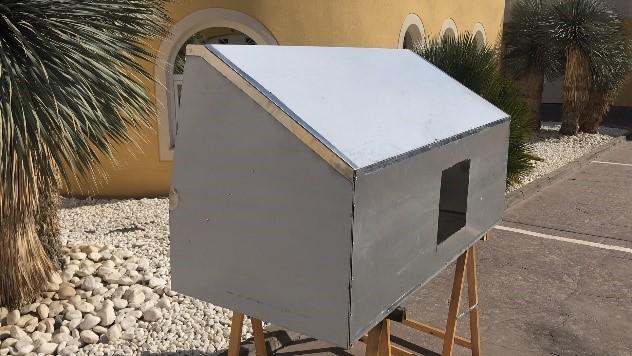 Instalación de sistemas de extracción de humos – Campana antes de instalar